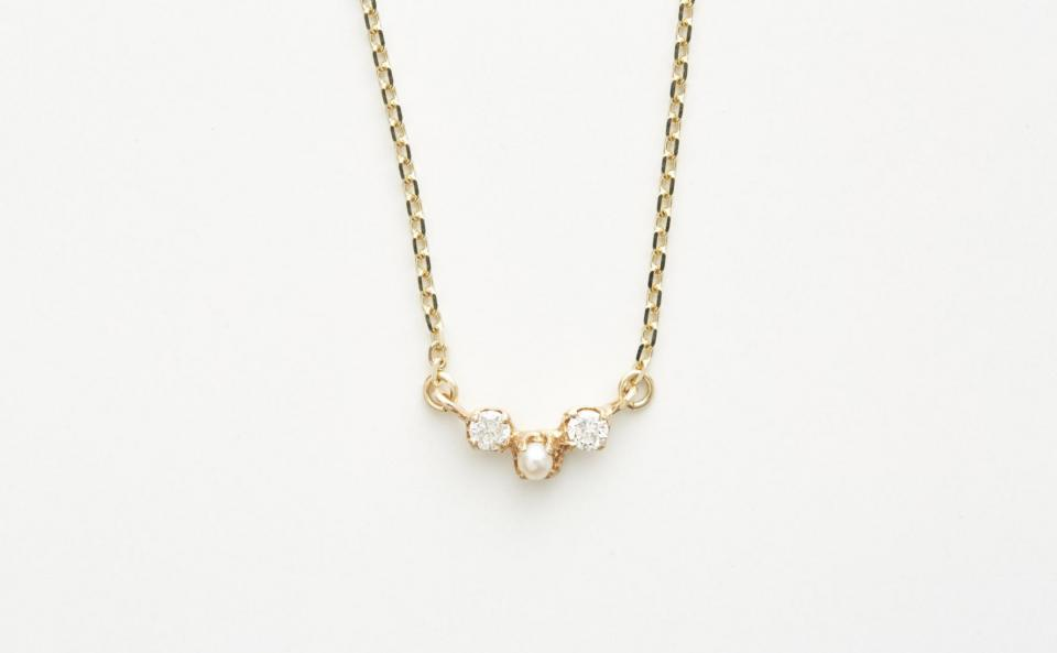 Necklace  ¥39,420(in tax)
