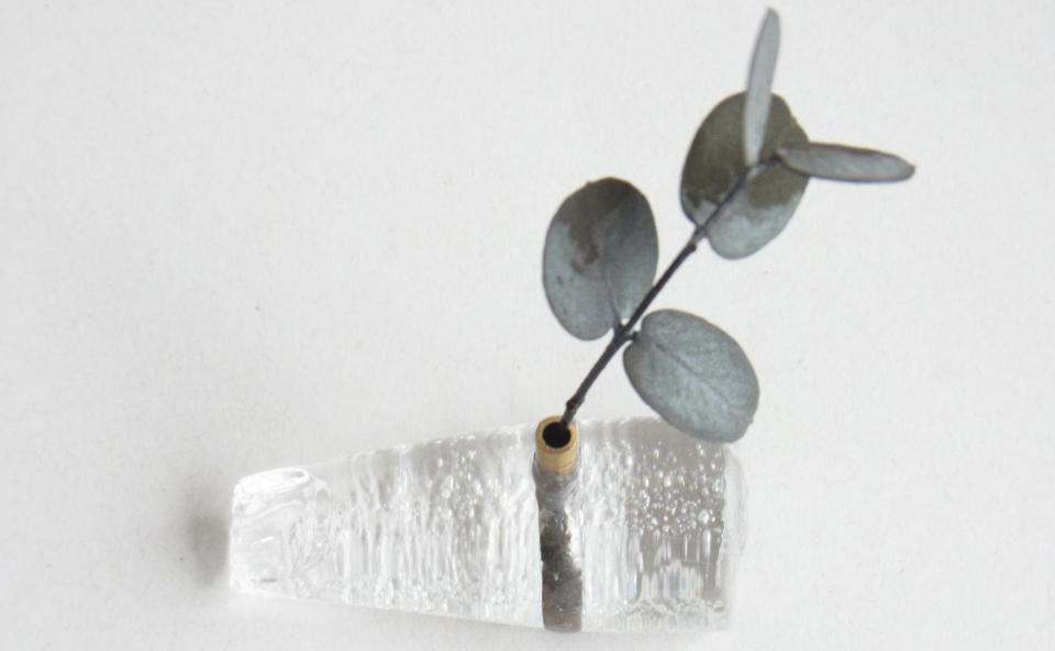 sei ¥1,800(税抜) ソーダガラス、半田、真鍮
